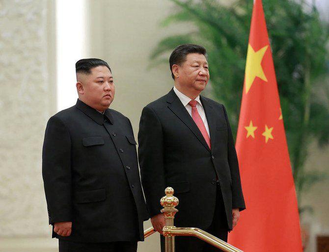رئیس جمهور چین وارد کره شمالی شد