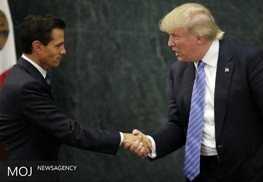 مواضع ترامپ، مکزیک را تهدید میکند