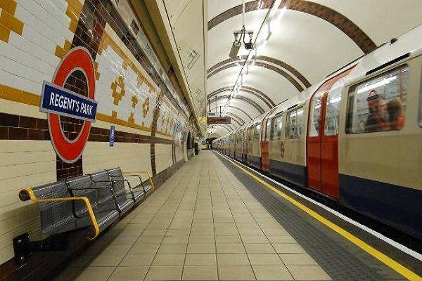 تخلیه ایستگاه متروی میدان آکسفورد در لندن
