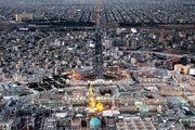 حرم رضوی به عنوان کانون توسعه کلانشهر مشهد