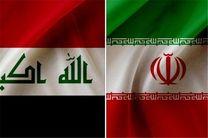 قفسه فروشگاه های عراقی از کالاهای ایرانی پر است