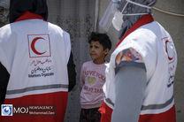 کمک 64 میلیارد تومانی مردم به جمعیت هلال احمر/ توزیع 500 هزار بسته بهداشتی بین بیماران و نیازمندان