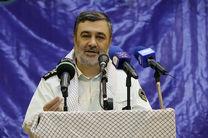 سردار اشتری: مراسم روز قدس در نظم و امنیت برگزار شد