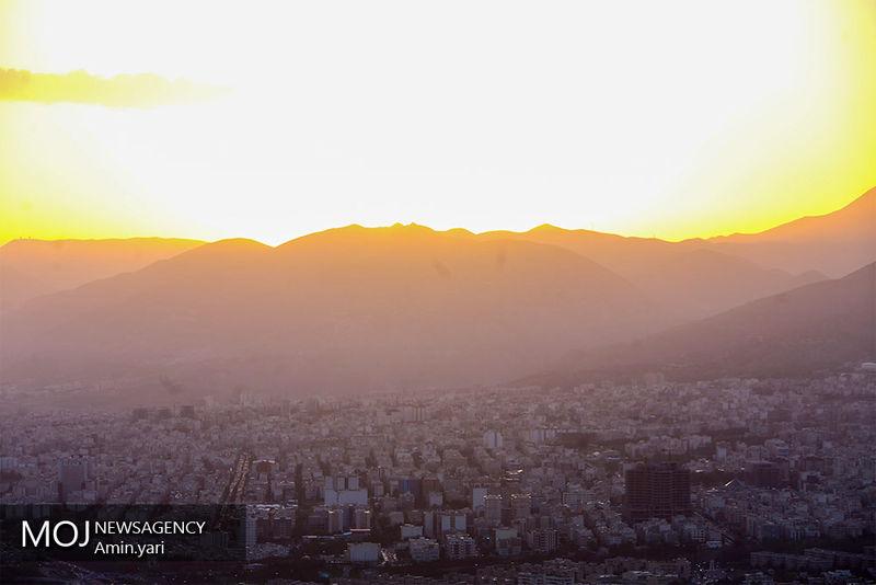 کیفیت هوای تهران ۲۱ اسفند ۹۸ سالم است/ شاخص کیفیت هوا به ۶۵ رسید
