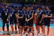 پخش مسابقات والیبال قهرمانی آسیا از شبکه سه سیما