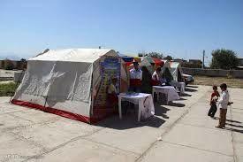 حضور سومین کاروان سلامت استان همدان در سرپل ذهاب