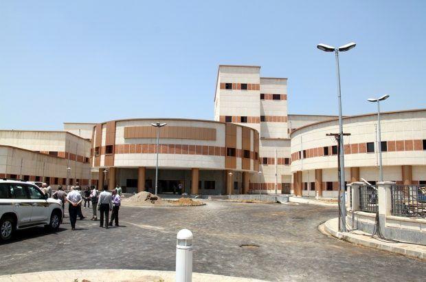 شهرستان لاهیجان قطب درمان شرق گیلان می شود/پیشرفت 99 درصدی بیمارستان پیروز لاهیجان
