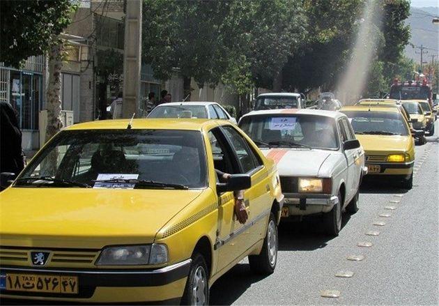 تاکنون 400 دستگاه تاکسی فرسوده در کرمانشاه ثبتنام نکردهاند