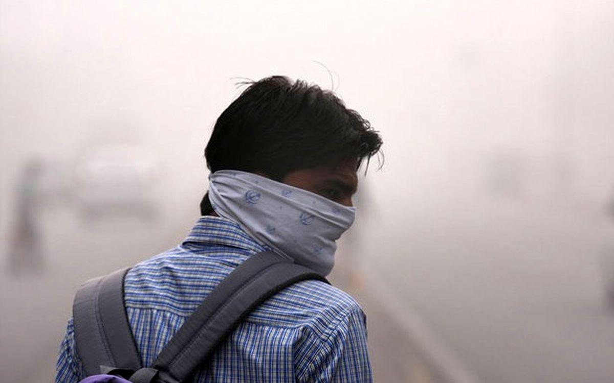 شاخص کیفیت هوا بندرعباس به 159 رسید/ اعلام وضعیت قرمز برای همه گروه ها