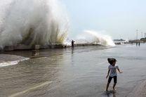 ناپایداری وضعیت دریایی در تنگه هرمز و جزایر خلیج فارس
