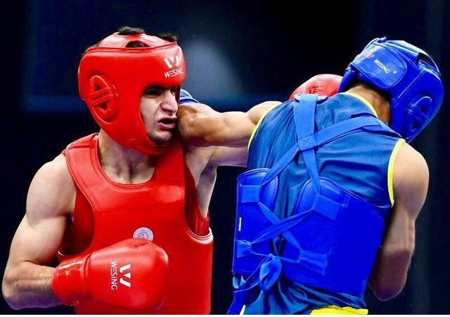 رقابتهای انتخابی درون اردویی تیم ملی ووشو بزرگسالان برگزار شد