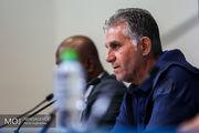 داستان ادامه دار کارلوس کی روش/کی روش رسما از فدراسیون فوتبال ایران شکایت کرد