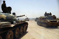 نبردهای شدید در جنوب غربی حلب