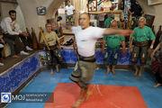 نیروی انسانی در ورزش زورخانهای و پهلوانی تربیت می شود