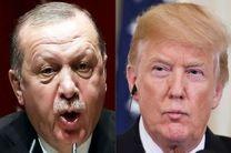 ترامپ اقتصاد ترکیه را به ویرانی تهدید کرد