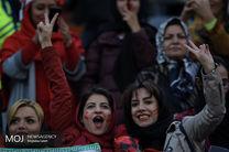 استقبال بانوان از بلیت فروشی بازی ایران و کامبوج/ حدود 2500 بلیت جایگاه مردان فروخته شده است