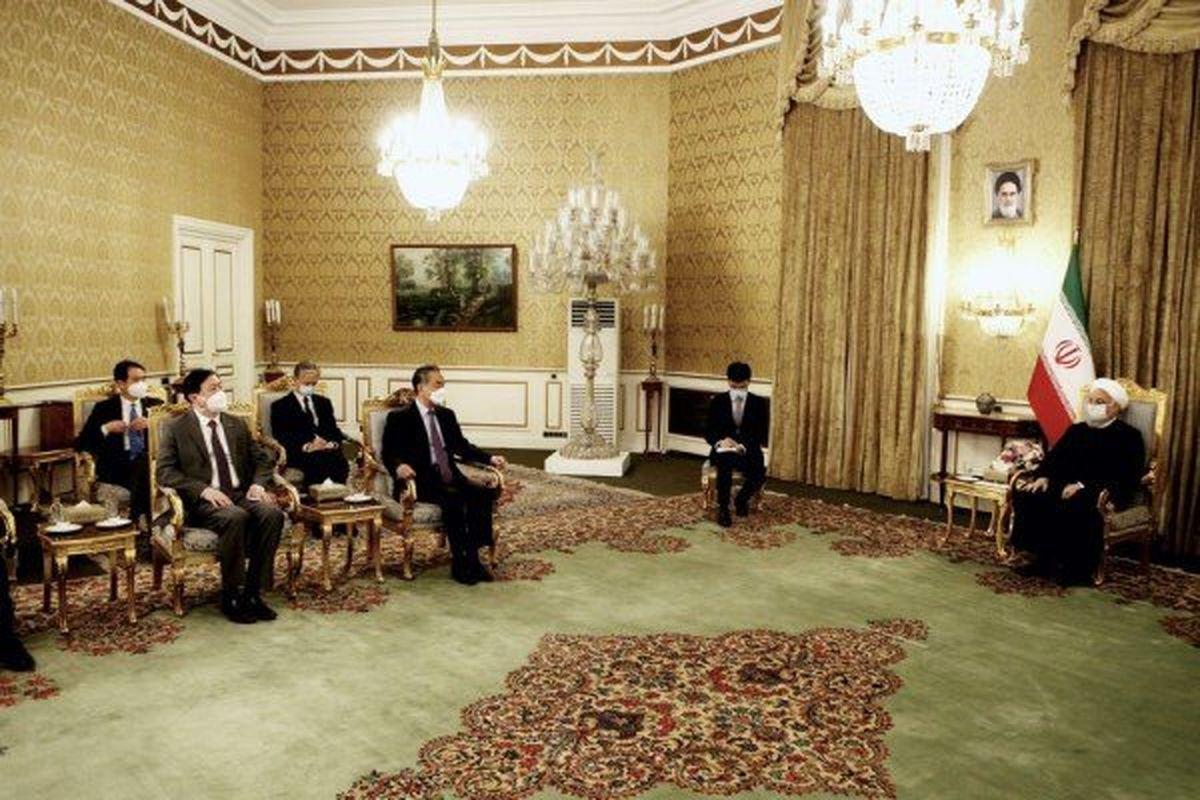 تحت هر شرایطی در جهان تمایل پکن به توسعه روابط با ایران تغییر نخواهد کرد