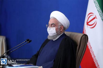 آخرین جلسه شورای عالی فضای مجازی با حضور حسن روحانی