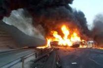 انفجار بمب کنار جاده ای در جنوب کابل