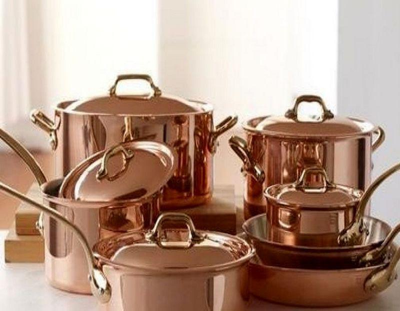 بهترین ظروف برای طبخ ماده غذایی چیست؟!