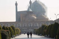 کیفیت هوای اصفهان ناسالم برای گروه های حساس / شاخص کیفی هوا 137