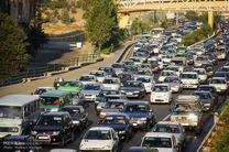 آخرین وضعیت ترافیکی  جاده ها/ مه گرفتگی و کاهش دید در محور لردگان