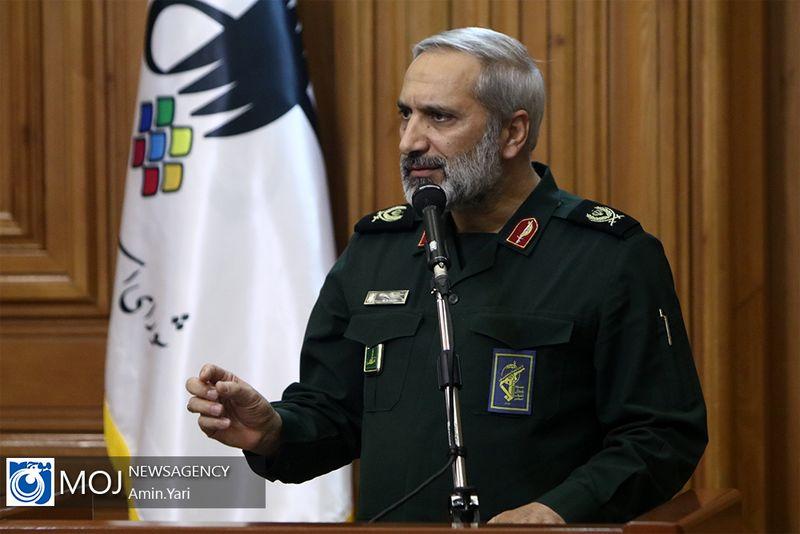 اظهارات سردار یزدی در کنگره بزرگداشت ۹۲ هزار شهید بسیجی