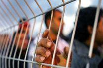 وضع جسمانی اسرای فلسطینی در بند رژیم صهیونیستی رو به وخامت گذاشت