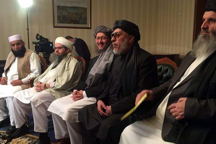 حضور رهبران ارشد طالبان در قطر