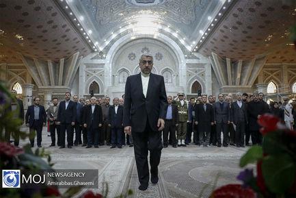 تجدید+میثاق+کارکنان+و+مدیران+وزارت+نیرو+با+آرمان+های+بنیانگذار+انقلاب+اسلامی