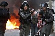 زخمی شدن ۸ فلسطینی در کرانه باختری به ضرب گلوله ارتش رژیم صهیونیستی