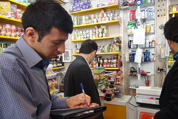 نظارت 70 بازرس بهداشت بر مراکز مواد غذایی در کرمانشاه