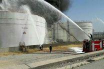 مهار آتشسوزی پتروشیمی کمتر از ۴ ساعت یک موفقیت بزرگ بود