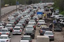 آخرین وضعیت جوی و ترافیکی جاده های کشور در ۲۹ مرداد۱۴۰۰