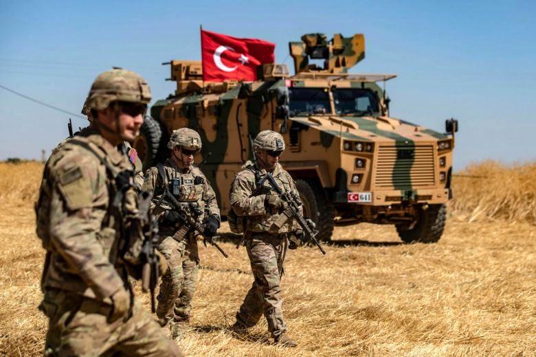 ترکیه و شطرنج سیاست در سوریه