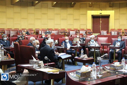 جلسه کمیسیون مشترک مجمع تشخیص برای بررسی لوایح پالرمو و CFT
