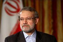 علی لاریجانی درگذشت علی صدر را تسلیت گفت