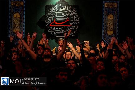 احیای+شب+بیست+و+یکم+ماه+مبارک+رمضان+در+هیئت+عشاق+الحسین+تهران