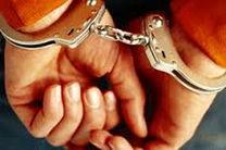 سارقان اماکن خصوصی خمینی شهر دستگیر شدند