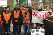 ادامه تظاهرات خشونت آمیز در هامبورگ