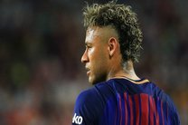 نیمار قراردادش را با بارسلونا فسخ کرد