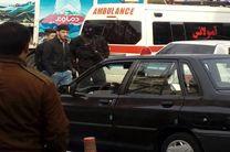 دستگیری سارق مسلح در رشت
