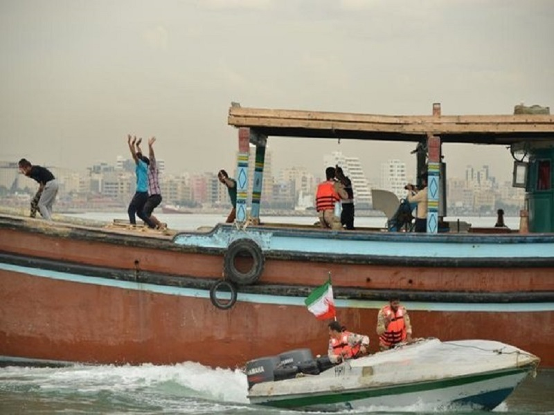 توقیف محموله ۵۹ میلیاردی کالای قاچاق در بندرلنگه