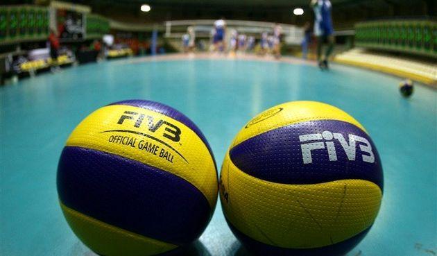 والیبالیست هرمزگانی در اردوی تیم ملی نوجوانان