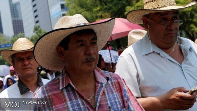 دستگیری رهبر سندیکای معلمان مکزیک