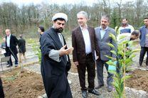احداث موزه زنده از نمونه های ارزشمند گیاهان دارویی در گیلان/ کاشت 500 گونه از گیاهان دارویی تا پایان امسال در استان
