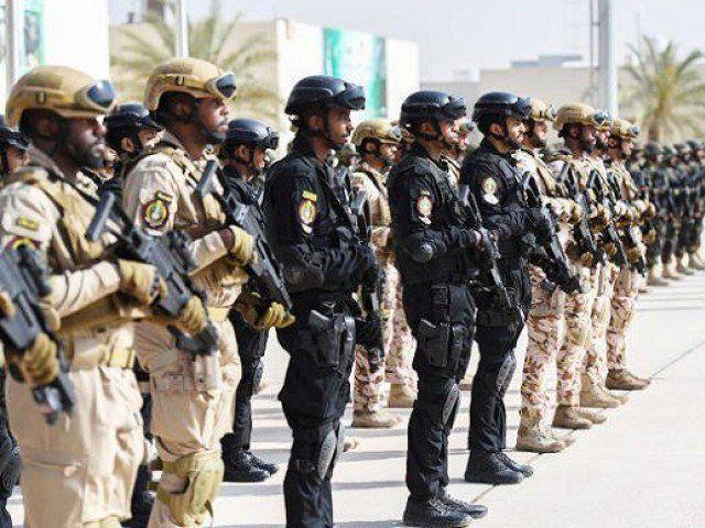 استعفای 60 افسر نظامی در عربستان