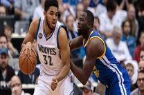پیروزی تیمهای رده دوم کنفرانس شرق و غرب در NBA