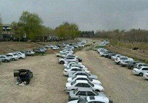 پارک خودروها در حریم رودخانه زاینده رود تکرار نمی شود