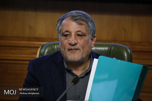 اعضای شورای شهر محسن هاشمی را در بین خود نگه داشتند